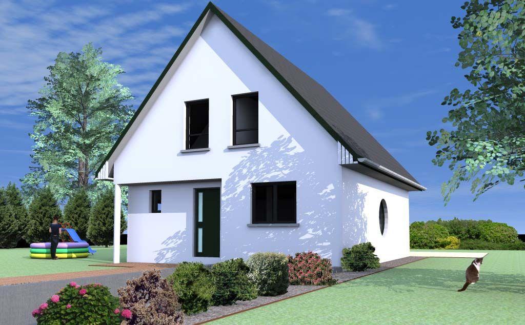 constructeur maison modèle à construire