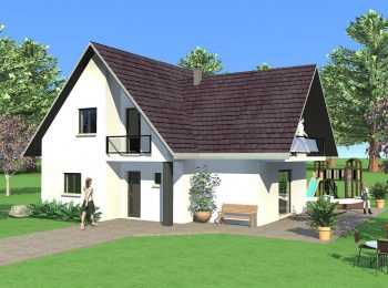 Parcelle constructible|achat maison design