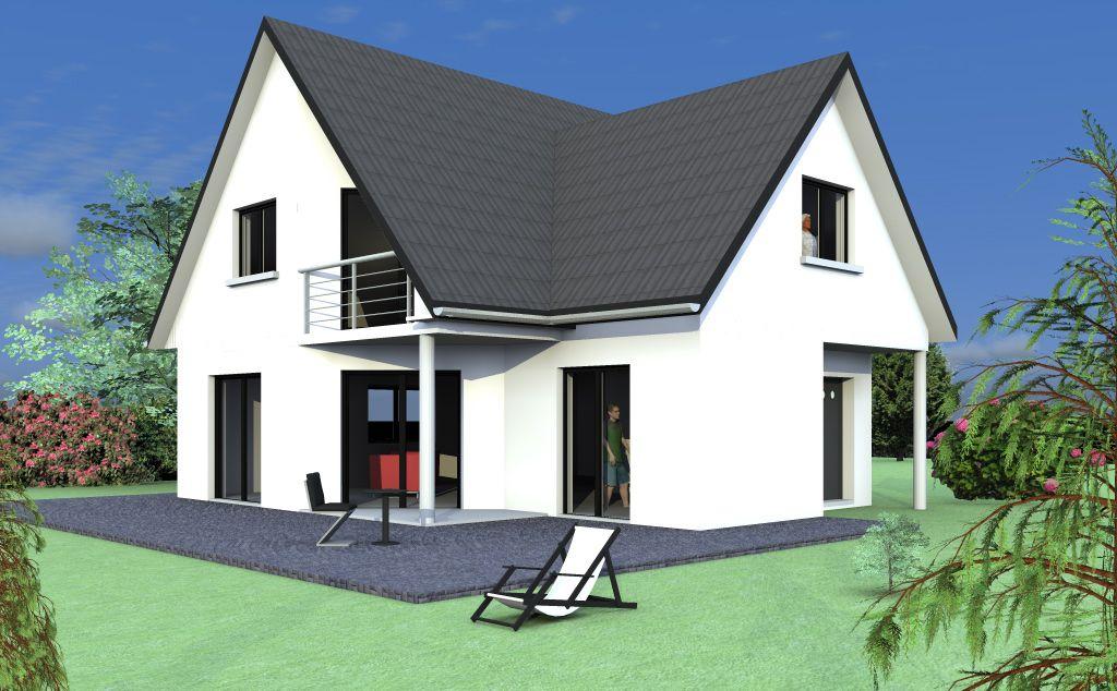 faire construire haut rhin modèle de maison