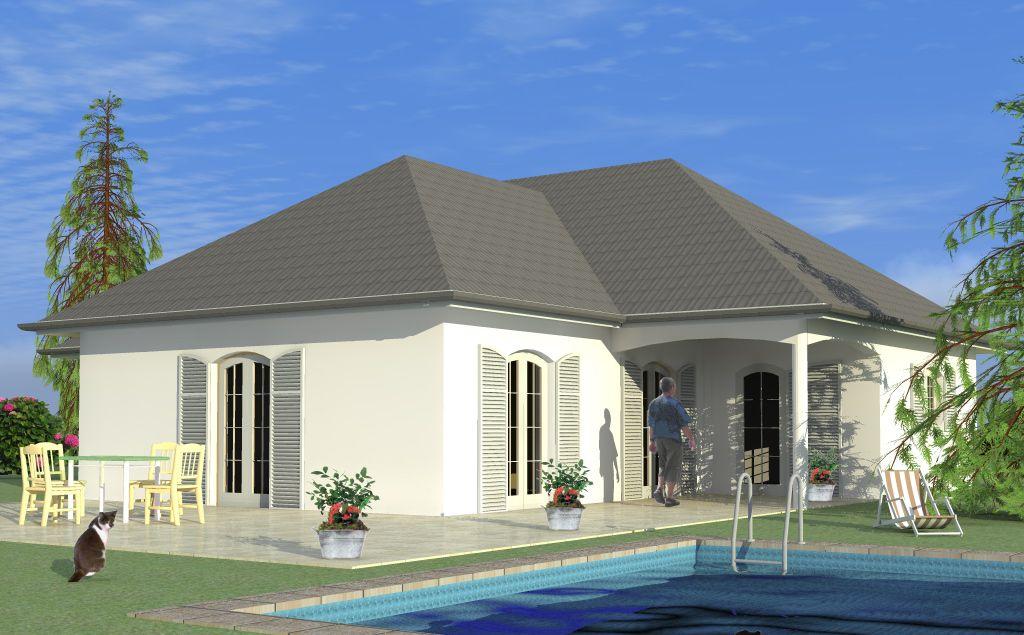Faire construire maison plain pied alsace 